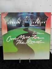 Lynyrd Skynyrd LP One More From The Road 2 Record Set MCA Records 2-6001
