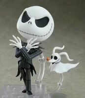 1011# The Nightmare Before Christmas Jack Skellington PVC Figure Toy New In Box