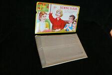 Vintage Sewing Susan Needle Book Retro Graphics & Colors In Original Packaging