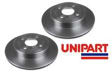 Suzuki Ignis 1.3i Front Brake Discs Pads 253mm Rear Shoes 200mm 93 03 M13A OEM