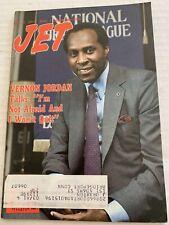 "Vintage Jet Magazine Oct 23, 1980:Vernon Jordan Talks ""I'm Not Afraid And I Wont"