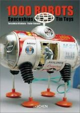 1000 Robots, Spaceships, and Other Tin Toys [Klotz]