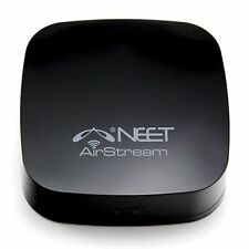 Neet® Airstream Wireless Wifi Music Receiver - Airplay + DLNA - iPad,iPhone