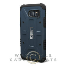 UAG - Samsung Galaxy S6 Composite Case with Screen Kit - Slate Guard Shell