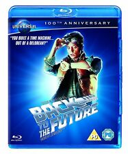 BACK TO THE FUTURE 100th Anniversary Augmented Reality Ed. Blu-Ray [Region Free]
