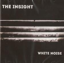The Insight - White Noise (CD) NEW/SEALED