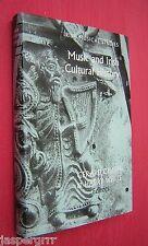 MUSIC & IRISH CULTURAL HISTORY. GILLEN & WHITE. 1995 1st EDITION HB in DJ.