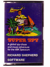 Super Spy (Richard Shepherd) Spectre 48k-EXCELLENT & COMPLET
