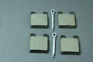 Hope Technology 2 Piston C2, 2 Paar (f VR+HR) Semi Metal Bremsbeläge semimetal