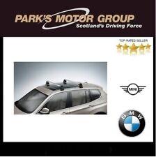 Genuine BMW Locking Roof Bar set for X1 F48 Part No:82712350126 UK