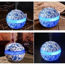 USB Ultraschall Luftbefeuchter 7 Farbe LED Licht Aroma ätherisches Öl Diffusor