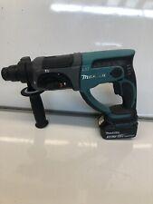makita dhr202 lxt 18v sds hammer drill