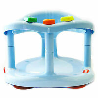 Baby Bath Tub Ring Seat Keter Green Blue Tracking Number