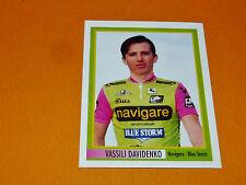 N°138 DAVIDENKO NAVIGARE MERLIN GIRO D'ITALIA CICLISMO 1995 CYCLISME PANINI TOUR