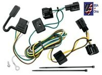 Trailer Hitch Wiring Tow Harness For Jeep Wrangler 2003 2004 2005 2006