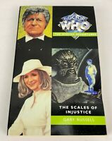 Doctor Who Missing Adventures ~ The Scales of Injustice by Gary Russell (1996)