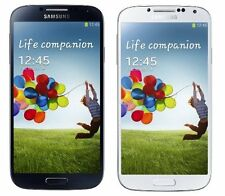 Samsung Galaxy S4 i9500-Weiß (Entsperrt) Android Handy Mobile Smart Phone