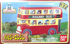 Bandai Thomas & Friends Die-Cast Bulgy Double Deck Bus Made in Japan