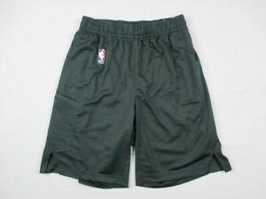 Minnesota Timberwolves Nike Shorts Men's Dark Gray Dri-Fit NEW Multiple Sizes