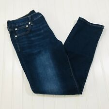 4c521ac06c8 Gap 1969 Women's Girlfriend Jeans Sz 28 Dark Wash Mid Rise Ankle Length