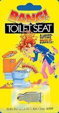BANG TOILET SEAT FUNNY TRICK JOKE CHILDRENS BOYS TOY PRANK GIFT