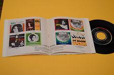 "MINA 7"" 45 (NO LP )CARTOLINE ORIG 1966 COPERTINA PARIBILE+INSERTO !!"