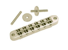 Gotoh Nashville Tune-O-Matic Bridge Nickel for Les Paul / SG