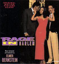 Rage In Harlem-1991-Score-Orig Soundtrack-16 Track-CD