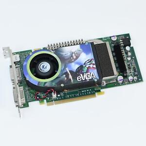 EVGA GeForce 6800Ultra 256-P2-N377-AX 256MB GDDR3 PCI Express x16 Video Card