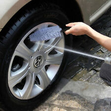 Tire Cleaning Brush Car Care Wheel Tire Rim Scrub Brush Truck Motorcycle Bike