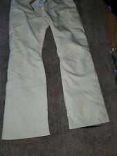 Burton Womens Gloria Insulated Pant Stout White Size: Medium