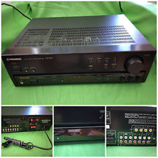 PIONEER VSX-305 Stereo Audio Receiver Amplifier for CD Tape Phono FM/AM