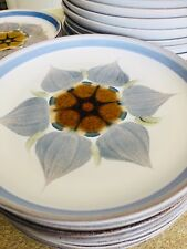 20 Denby Chatsworth plates
