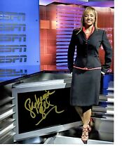 Stephania Bell ESPN Fantasy Football Analyst signed autographed 8x10 photo