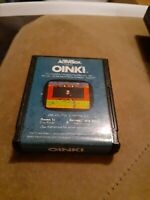 Oink! by Activision for Atari 2600 ▪︎CARTRIDGE ▪︎FREE SHIPPING ▪︎