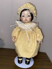 New ListingVintage Porcelain Doll - Aaron by Dianna Effner 1991 Expressions - 11� Tall