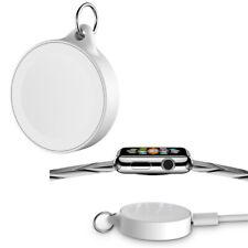 Chargeur Usb Sans Fil Portatif Compact Pour Charger La Batterie Apple Watch