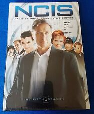 NCIS - The Complete Fifth 5th Season (DVD, 2008, Widescreen) - NEW!