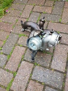 VW GOLF MK4 AUDI TURBO CHARGER 1.9 PD TDi 150bhp ARL 721021-4s GT1749VB