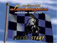 Automobili Lamborghini - Nintendo N64 Game