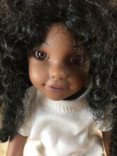 Global Friends Camina Girl Doll From Brazil