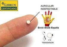 Pinganillo Nano Oculto Para Examenes - ENVIO CERTIFICADO 100% SEGURO