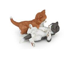 V2) NEU PAPO (54034) Katzenbabys Katze Bauernhof Haustiere Tierfigur Tierfiguren