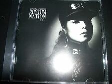 Janet Jackson Rhythm Nation CD