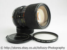 Tamron 35-80 mm Rapide f/2.8-3.5 Macro Zoom Lens Pentax K adaptall 1:2 Macro