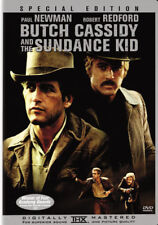 Butch Cassidy and the Sundance Kid (Dvd,1969)