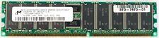NEW Micron 512MB/DDR/266/CL2/ECC PC2100-20331-Z/MT18VDDT6472AG-26AG3/370-767-01