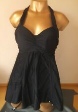 Gorgeous Quality Padded Swimdress Tankini Top Chest Sizes 38 - 48B /C/D/ Cup NWT