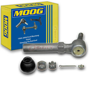 MOOG Outer Steering Tie Rod End for 1994-2004 Ford Mustang Gear Rack Wheel wf