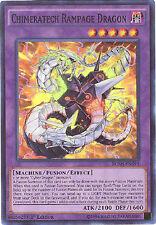 Yu-Gi-Oh Card - BOSH-EN093 - CHIMERATECH RAMPAGE DRAGON (super rare holo) - NM/M